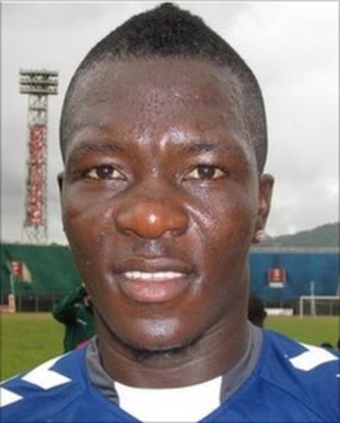 Ibrahim Teteh Bangura