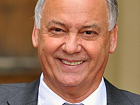 Former Port Vale chairman Bill Bratt