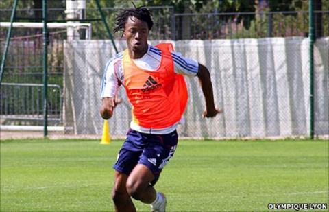 Burkina Faso defender Bakary Kone