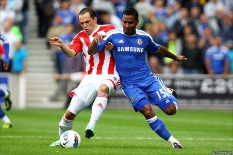 Matthew Etherington (left) and Salomon Kalou (right)