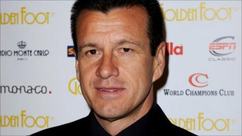 Former Brazil manager and captain Dunga