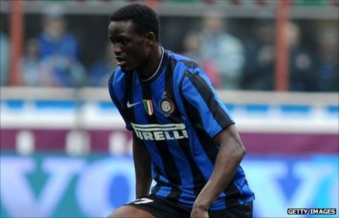 Kenya midfielder McDonald Mariga