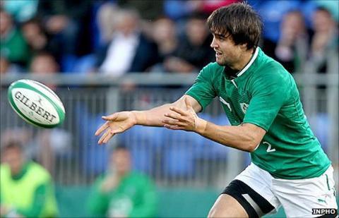 Munster scrum-half Conor Murray