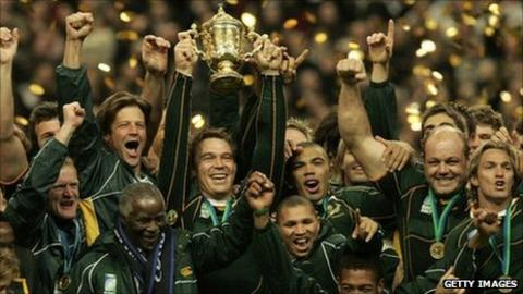 Image result for South Africa rugby world cup