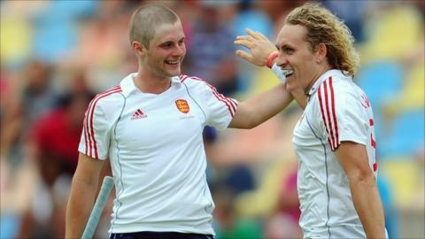 England 8-1 France