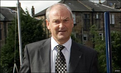 ICT chairman George Fraser