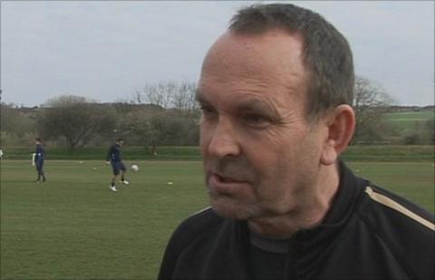 Mick Wadsworth