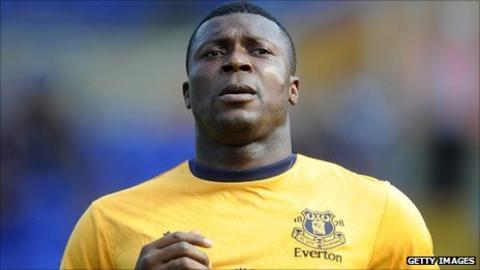 Everton's Yakubu hoping to move to Ewood Park