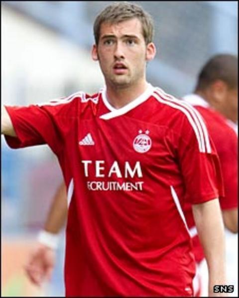 Aberdeen's Michael Paton