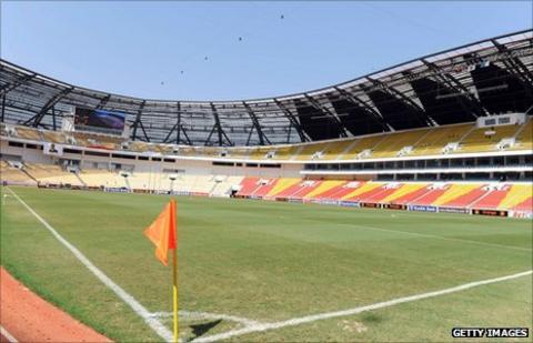 Luanda's 11 de Novembre stadium