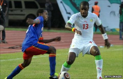 Senegal v DR Congo September 2011