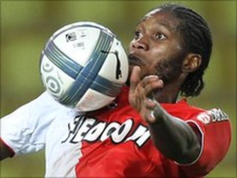DR Congo striker Deumerci Mbokani