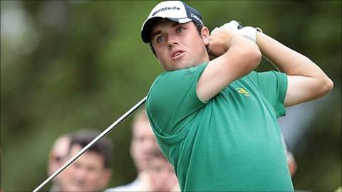 Paul Cutler was the top Northern Ireland player and leadng amateur at the 2011 Irish Open