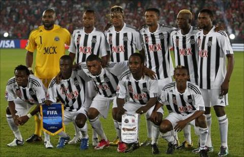 TP Mazembe have bought another plane