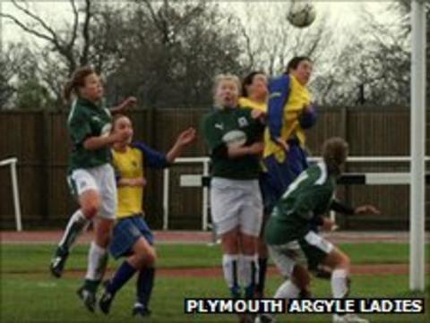 Plymouth Argyle Ladies