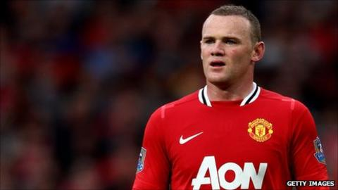 Wayne Rooney set to miss out with a hamstring injury