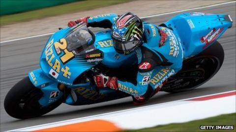 Hopkins gor motogp comeback