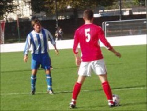 Jersey v Mid-Sussex League