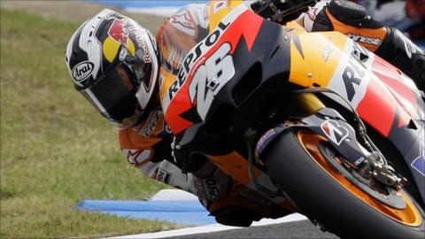 Dani Pedrosa - Repsol Honda