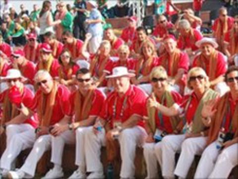 Jersey's 2010 Commonwealth Games team