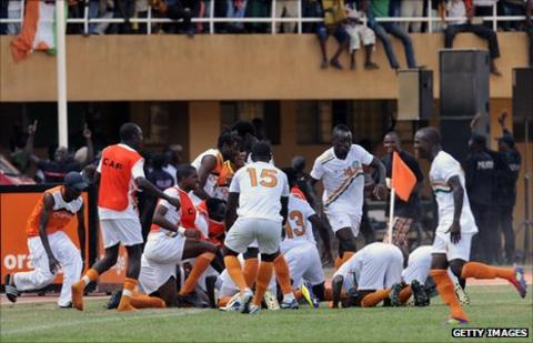 Niger's national team