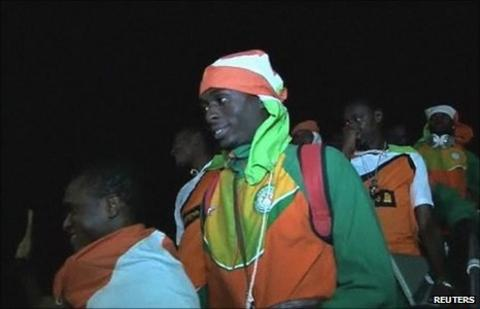 Niger's national team