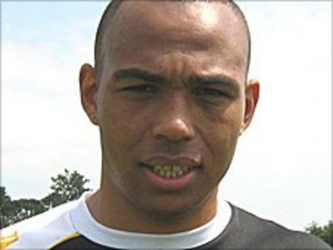 Port Vale defender Clayton McDonald