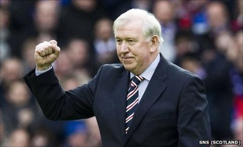 John Greig is a Rangers legend
