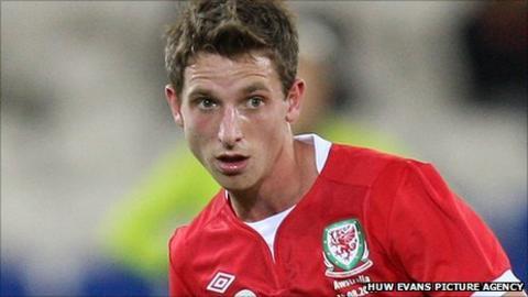 Swansea City and Wales midfielder Joe Allen