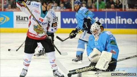 Craig Peacock (left) in action against Coventry