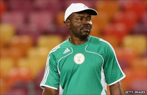 Former Nigeria under-20 coach John Obuh