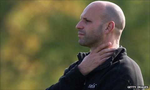 Northampton director of rugby Jim Mallinder is interested in the England coaching job