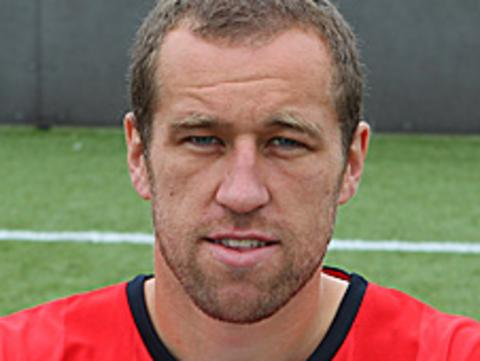 Crewe Alexandra defender David Artell