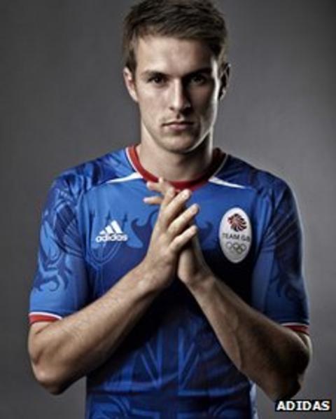 7304c9d2da0 London 2012  Ramsey tries to calm GB team fear - BBC Sport