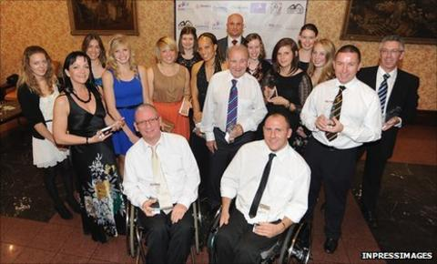 Coventry, Solihull and Warwickshire Sports Awards 2011 winners