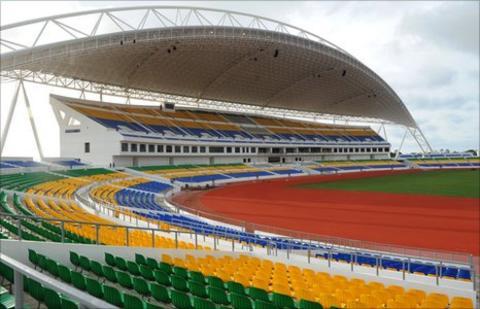 Libreville's Stade de l'Amitie