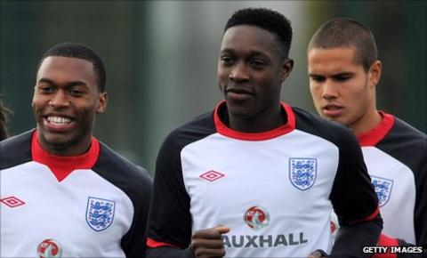 Sturridge, Welbeck and Rodwell