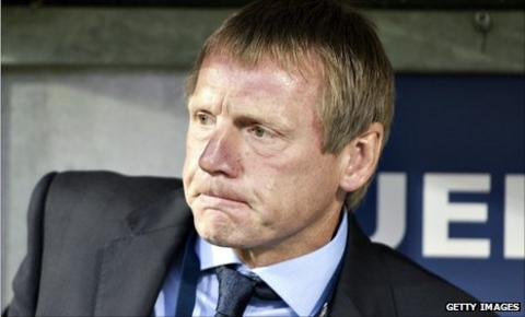 England Under-21s boss Stuart Pearce