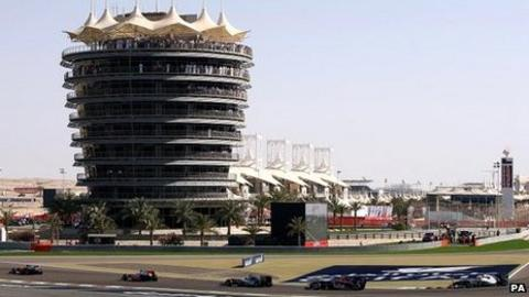 The Bahrain Grand Prix