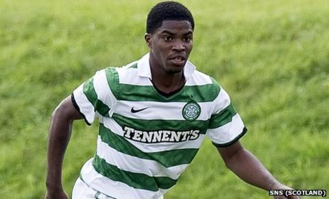 Andre Blackman has signed a contract with Celtic