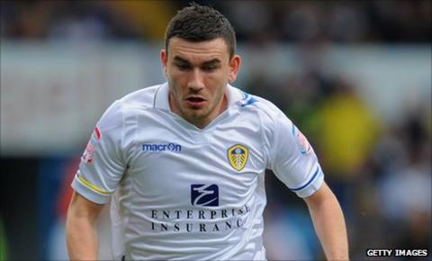Leeds's Robert Snodgrass