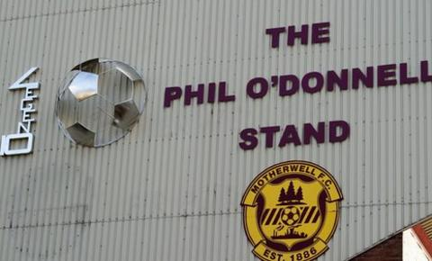 Motherwell pay tribute to Phil O'Donnell with a new artwork