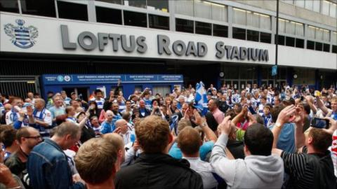 Loftus Road