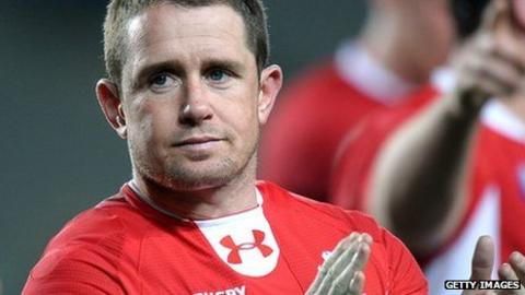 Wing Shane Williams has scored 57 tries for Wales