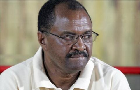 Sudan coach Mohammed Abdallah