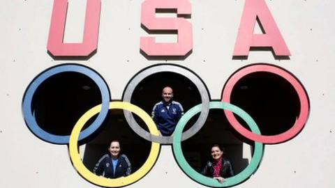 US Olympic Training Centre