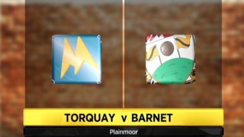Highlights - Torquay 1-0 Barnet