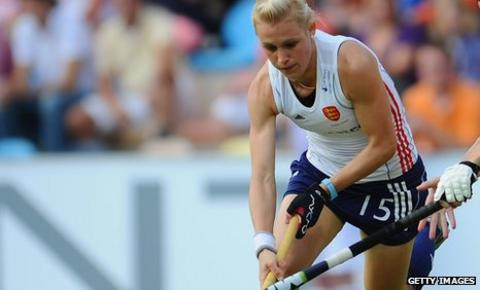 Great Britain's Alex Danson