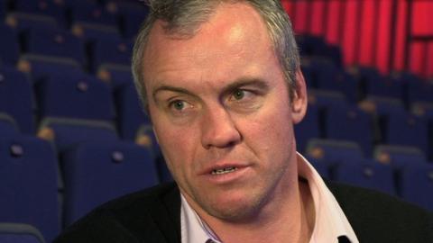 Leeds Rhinos coach Brian McDermott
