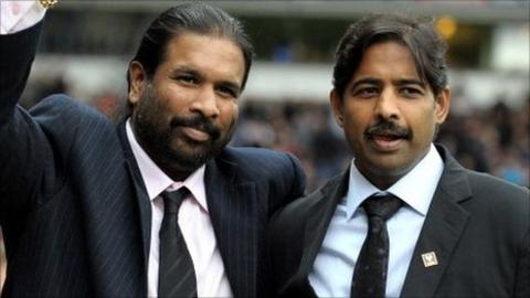 Balaji and Venkatesh Rao